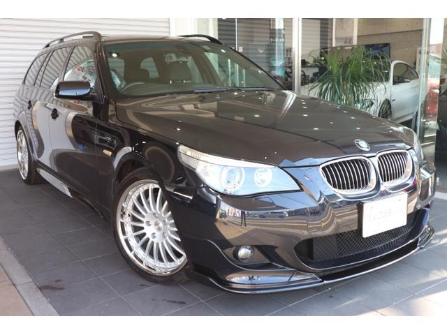 BMW 5シリーズ 525iツーリング Mスポーツ HAMANN仕様