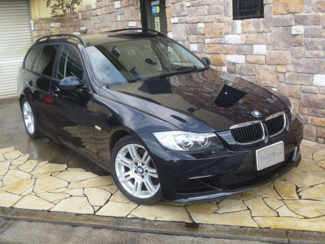 BMW 320iツーリング キセノン BMWパフォーマンスエアロ