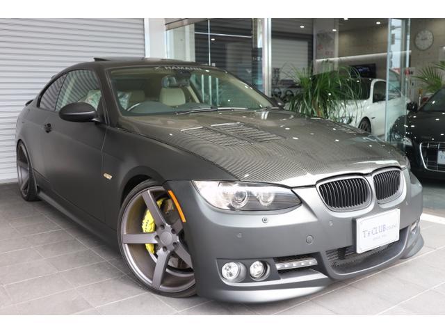 BMW 335i HAMANN ベージュ革 SR 弊社デモカーアップ