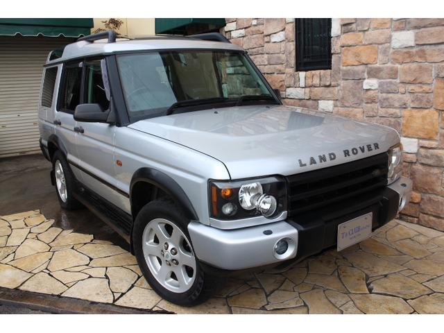 「ランドローバー」「ランドローバー ディスカバリー」「SUV・クロカン」「兵庫県」の中古車