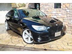 BMW550iグランツーリスモ ブラックレザー ガラスSR