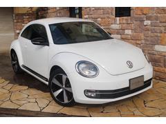 VW ザ・ビートルターボ 純正ナビ地デジ ブラックレザー 禁煙ワンオーナー車