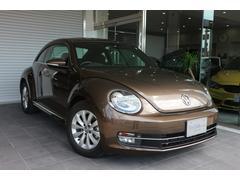 VW ザ・ビートルデザイン ワンオーナー キセノン ストラーダSDナビ
