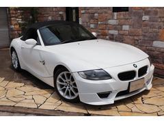 BMW Z4ロードスター2.5i フロントスポイラー ブラックレザー