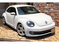 VW ザ・ビートルデザインレザーパッケージ ロティ19インチ ST車高調