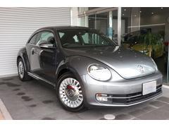 VW ザ・ビートルデザイン ワンオーナー 純正オプション17インチAW ETC