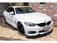 BMW420iクーペ Mスポーツ ガラスSR 禁煙ワンオーナー車