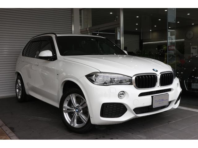 BMW xDrive 35d Mスポーツ セレクトPKG ACC