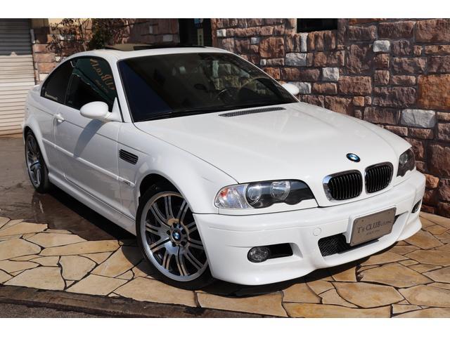 BMW M3 SMGII キセノン ブラックレザー ガラスSR