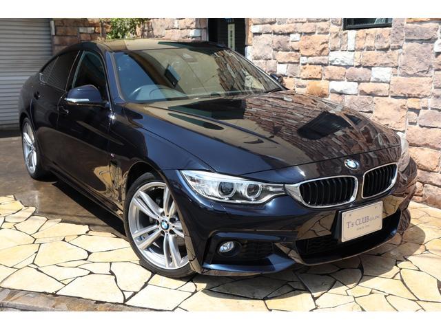 BMW 420iグランクーペ Mスポーツ 禁煙ワンオーナー車