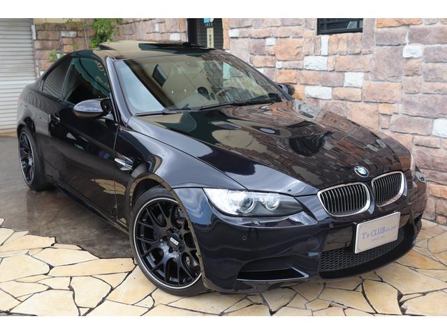 BMW M3クーペ ガラスサンルーフ MT BBS19インチ 禁煙車