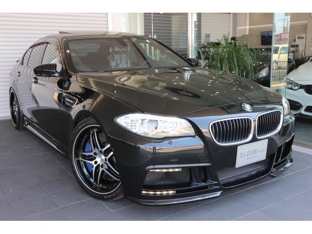 BMW M5 4.4 左ハンドル HAMANNエアロ・マフラー