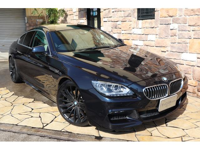 BMW 6シリーズ 640iグランクーペ Mスポーツパッケージ 白革 禁煙車