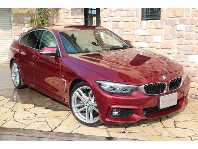 BMW 420iグランクーペ スタイルマイスター 禁煙ワンオーナー車