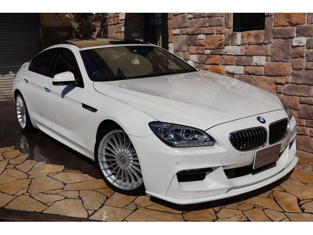 BMW 6シリーズ 640iグランクーペ Mスポーツパッケージ 赤革 SR 禁煙