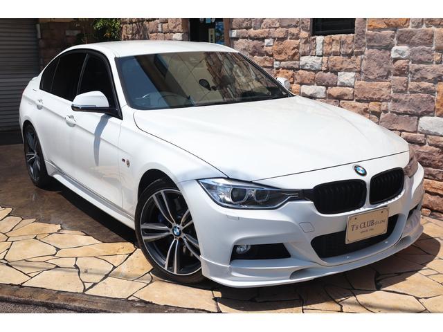 BMW 320i Mスポーツ 3Dエアロ ACC 禁煙車
