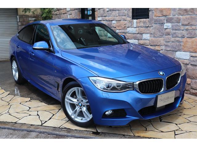 BMW 320iグランツーリスモ Mスポーツ ACC 禁煙1オーナー