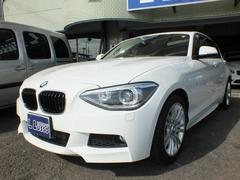 BMW116i Mスポーツ禁煙車 パーキングサポートP 1オーナー