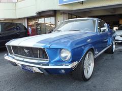 フォード マスタングファーストバック  国内仕上車両 ホーシング加工 1968年