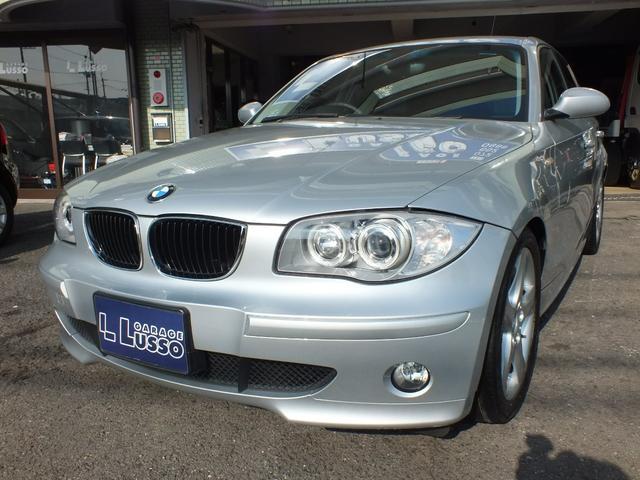BMW 120i ダイナミックパッケージ ローダウン 17インチ