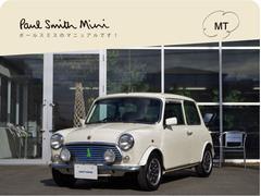 ローバー MINIポールスミス MT 当店メンテナンス車