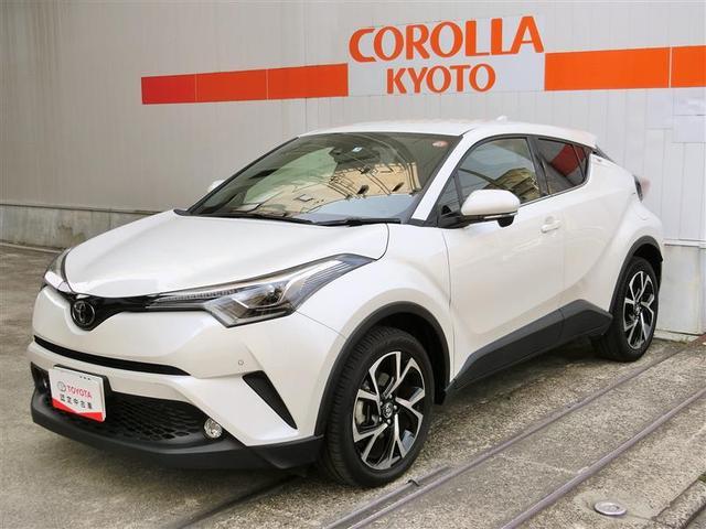「トヨタ」「C-HR」「SUV・クロカン」「京都府」の中古車