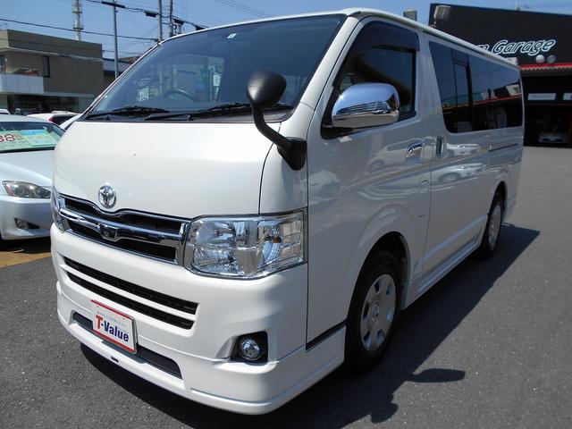 トヨタ ロングスーパーGL T-Value認定車