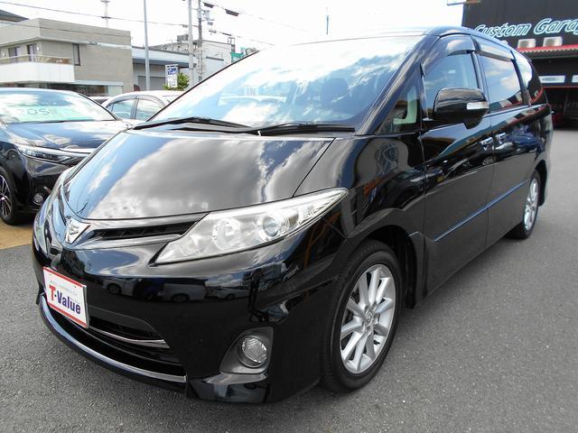 トヨタ 2.4アエラス Gエディション T-Value認定車