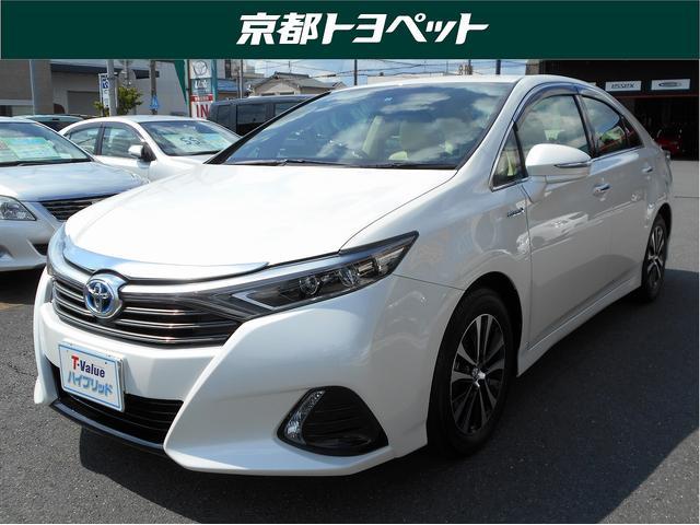 トヨタ S T-Valueハイブリッド認定車