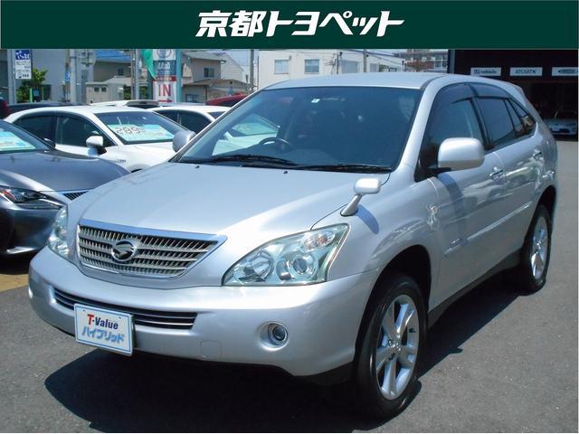 トヨタ LパッケージアルカンターラプライムT-ValueHV認定車