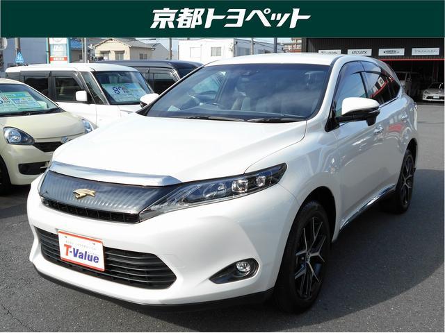 「トヨタ」「ハリアー」「SUV・クロカン」「京都府」の中古車