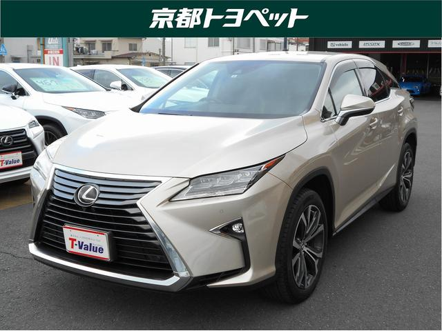 「レクサス」「RX」「SUV・クロカン」「京都府」の中古車