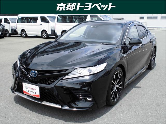 トヨタ カムリ WSレザーパッケージ トヨタ認定中古車