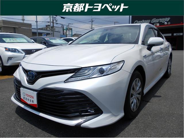 トヨタ カムリ X トヨタ認定中古車