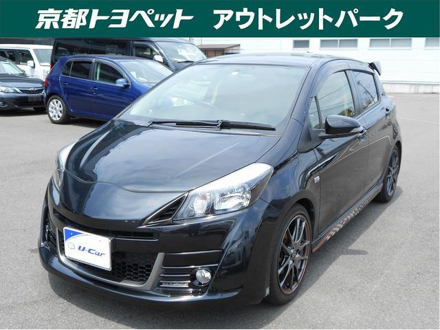 トヨタ ヴィッツ RS G's スマートパッケージ トヨタ認定中古車