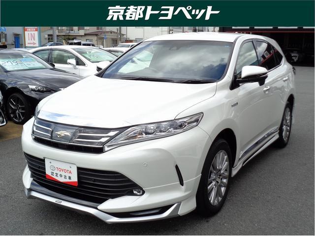 プレミアム メタル アンド レザーパッケージ トヨタ認定中古車(1枚目)