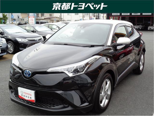 トヨタ C-HR S トヨタ認定中古車