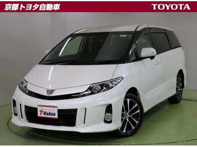 トヨタ アエラス SDナビ バックモニター フルセグTV ETC