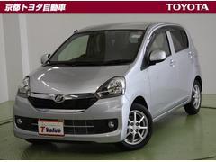ミライースX SA スマートアシスト TRC エコアイドル SDナビ