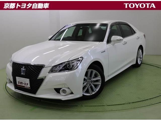 トヨタ アスリートS 本革シート シートヒーター フルセグTV