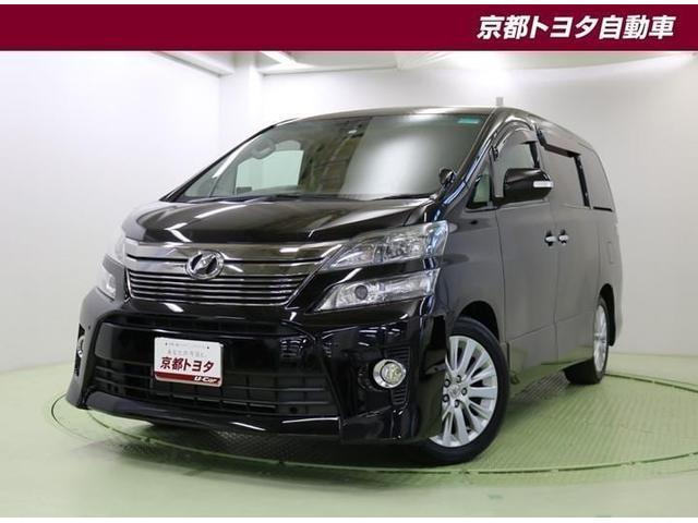 トヨタ 2.4Z オートアラーム 両側電動 8インチHDDナビ