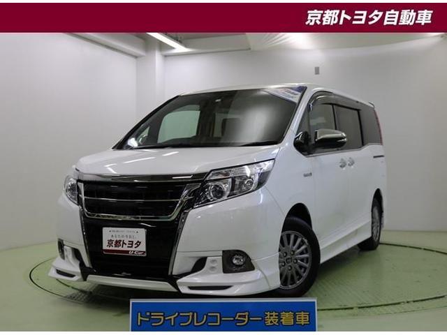 トヨタ Gi ブラックテーラード ドラレコ・シートヒーター・SDナビ