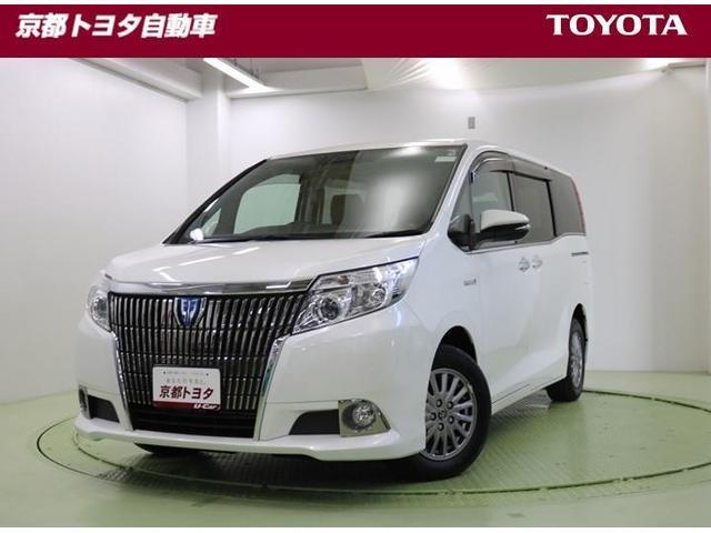 トヨタ Gi 純正9インチSDナビ・本革ステアリング・シートヒーター