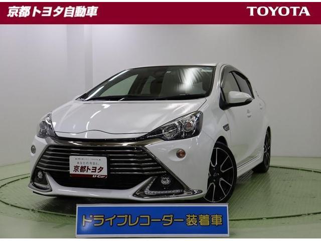 トヨタ G G's ドラレコ装着車・フルエアロ・ETC・Bカメラ