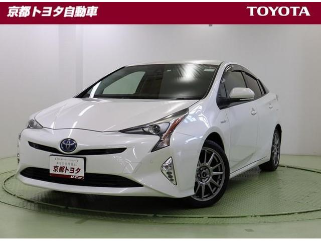 トヨタ Sセーフティプラス SDナビ 社外品アルミホイール ETC