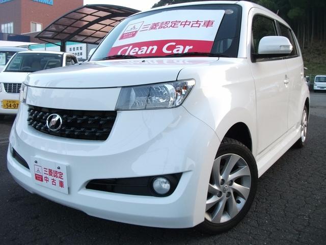 トヨタ 1.3S エアロパッケージ ナビ付き
