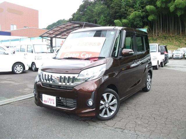 三菱 カスタムT ターボ 4WD ナビ TV バックカメラ