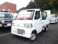 ミニキャブトラックVタイプ 4WD 5MT ACナシ PSナシ