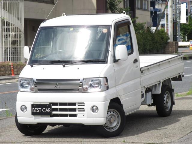 三菱 ミニキャブトラック VX-SE 4WD 5F ワンオーナー