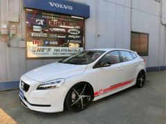 ボルボ V40ERSTデモカー D4 モメンタム 東京オートサロン出展車両